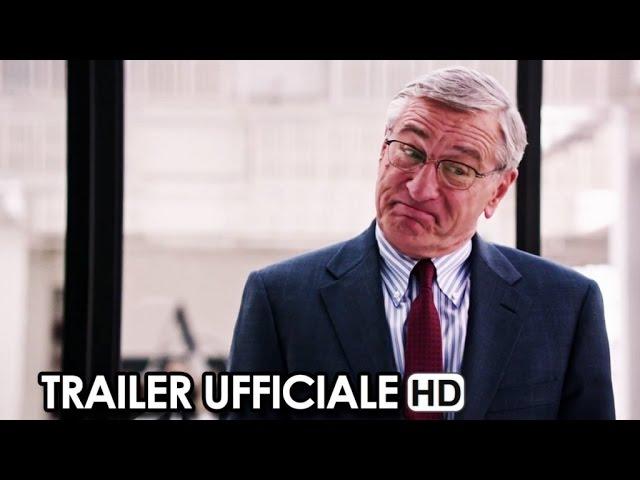 Lo stagista Inaspettato Trailer Ufficiale Italiano (2015) - Robert De Niro HD