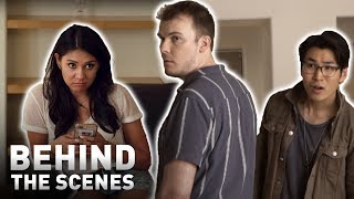 "Behind the Scenes - ""Friends with Benefits"""