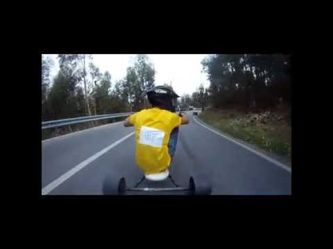 prova de drift trike em Valepdre/Penafiel/Portugal 2012