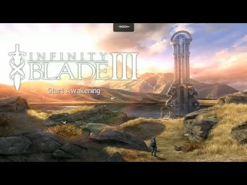 Infinity Blade III App Review & Gameplay