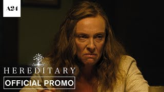 Hereditary | Toni Collette Terrifies | Official Promo HD | A24