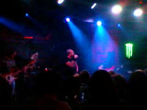 Crossbones live@Rockstock  30-04-14