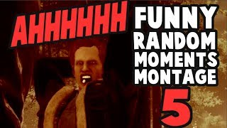 Friday the 13th funny random moments montage 5