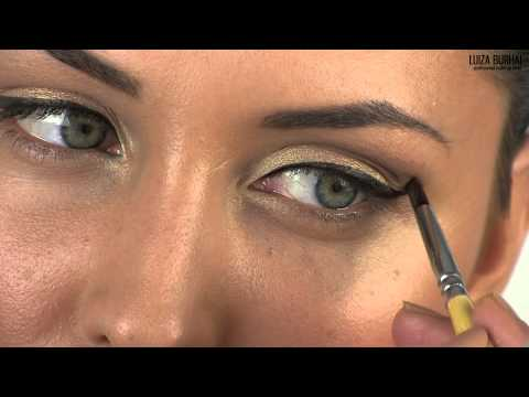 How to fix sunken eyes with makeup
