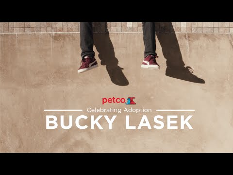 Thumbnail image for 'Pro Skater Bucky Lasek - Think Adoption First (Petco)'