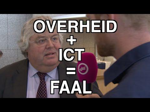 DinsdagPolitiekdag: Overheid + ICT = FAAL