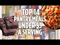 Top 14 Budget Pantry Dinners | Recipe Compilations | Allrecipes.com