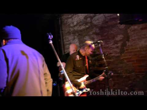 Wayne Kramer (MC5) - Kick Out the Jams @ Bowery Electric 02/07/13