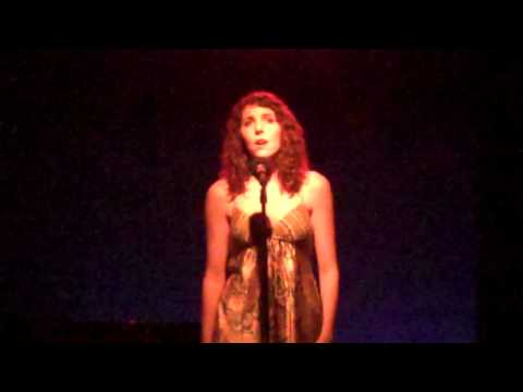 Marla Mindelle sings Slow Down by Drew Gasparini