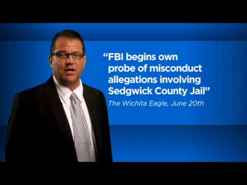 ... to ongoing issues at the Sedgwick County Adult Detention Facility.