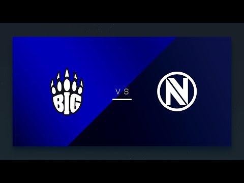 CS:GO - BIG vs. EnVyUs [Train] Map 1 - EU Day 24 - ESL Pro League Season 6