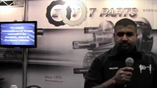 ATRA Powertrain Expo 2011 - Walter Quintanilla - EVT Parts