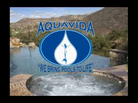 http://www.aquavidapools.com 602-354-8147 Aquavida Pools is a Phoenix Arizona based swimming pool company that specializes in residential and commercial comp...
