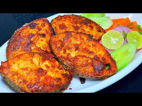 फिश फ्राई की बहुत ही सिंपल ,टेस्टी और आसान रेसिपी  Quick and Easy Fish Fry Recipe |Fried Fish recipe