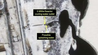 Operations resuming North Korea reactor?