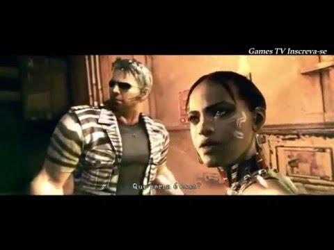 Resident Evil 5. Filme do Jogo. Completo e Dublado