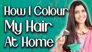 How I Colour My Hair at Home (English Subtitles) - Ghazal Siddique