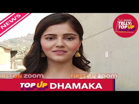 Rubina Dilaik Reveals How She Celebrated Valentine's Day Exclusively On TellyTopUp