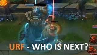 URF - Who's next?