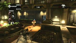 Gears of War 3 - Beast Mode Gameplay (Xbox 360)