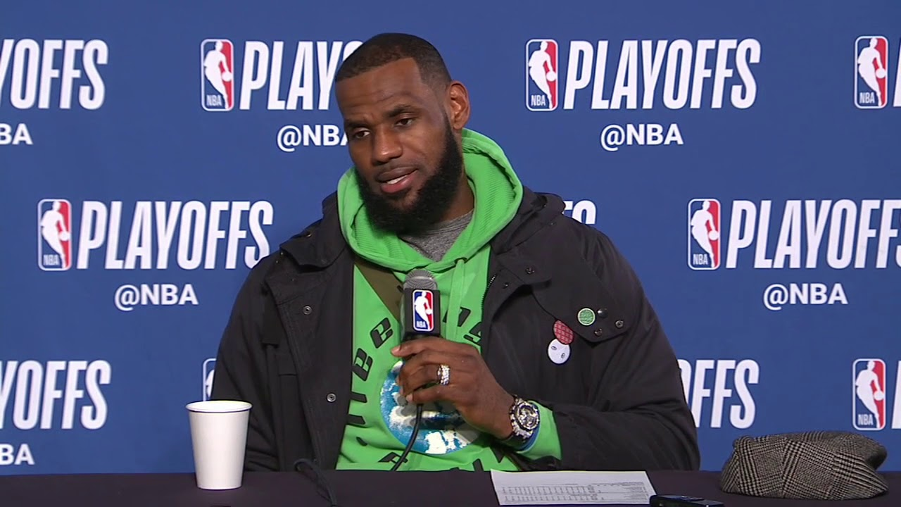LeBron James: Pacers played 'inspired basketball' in Game 1 of NBA Playoffs | ESPN