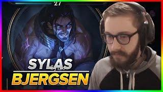 769. Bjergsen Sylas vs Sona Mid - Season 9 Patch 9.5 - March 18th, 2019