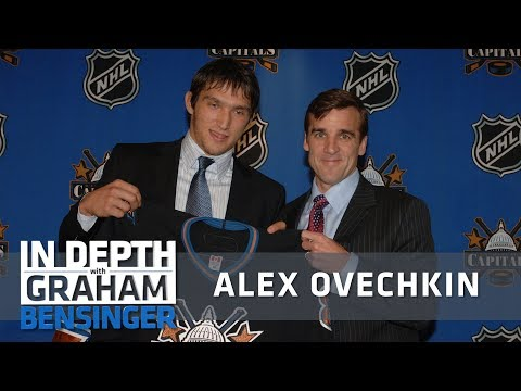 Alex Ovechkin's first English words: Corn Flakes