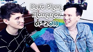 The Best Phan Moments of 2018