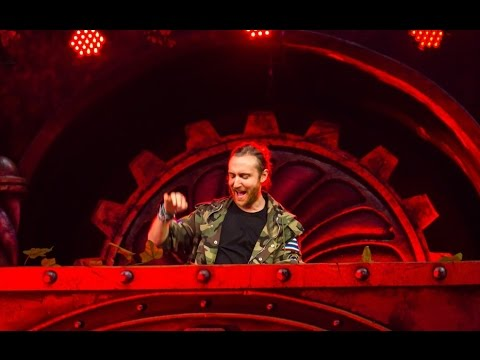 David Guetta Tomorrowland Brasil 2016