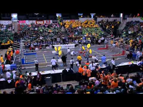 FIRST in Michigan Robotics 2011 State Championship