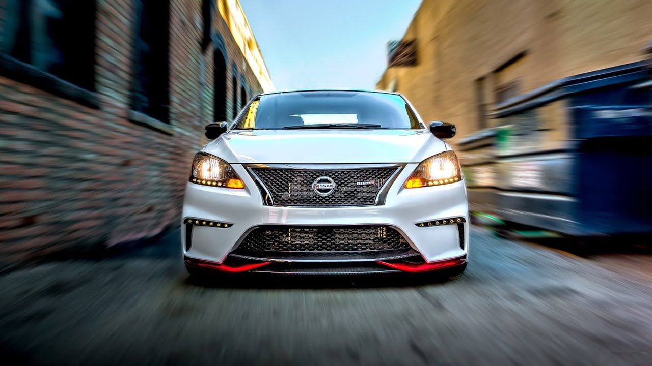 2013 Nissan Sentra Nismo Concept Review Outside Amp Inside