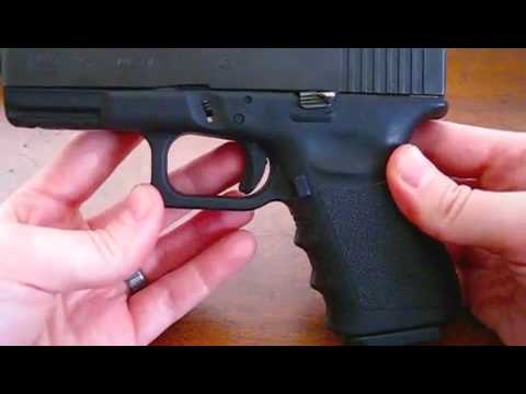 Gen 3 Glock 23 40 S&W CHEAP mods