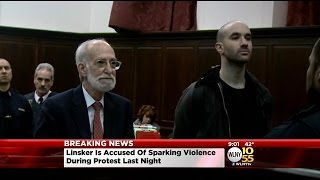 Baruch Violent Jewish Hammer Anarchist Eric Linsker Seen by Knowledgeable Ally SPLC ARA ADL UnityND