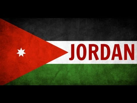 ♫ Jordan National Anthem ♫