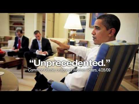 Obama for America 2012 TV AD - The Facts About President Obama&#039;s Energy Record