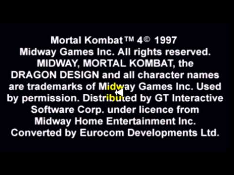 COMO DESCARGAR MORTAL KOMBAT 4 PARA PC-1 LINK PORTABLE (LOQUENDO)