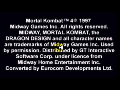 COMO DESCARGAR MORTAL KOMBAT 4 PARA PC-1 LINK PORTABLE (LOQUENDO)