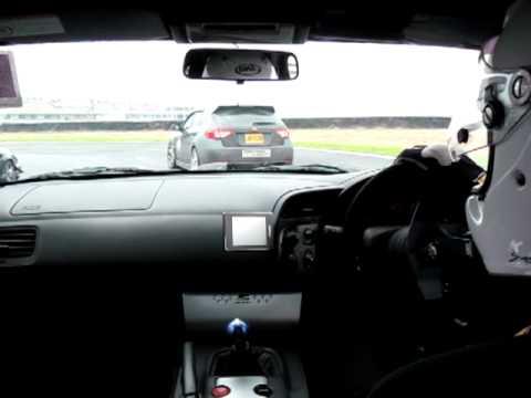 2008-04 LBGP - Crawford Subaru STI Drift Car