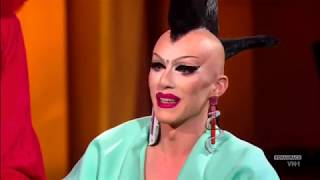 Sasha Velour Being a Shady Queen
