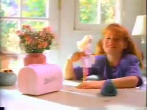 1987 Doctor Barbie commercial 80s