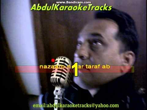 Baharon Phool Barsaao Karaoke video
