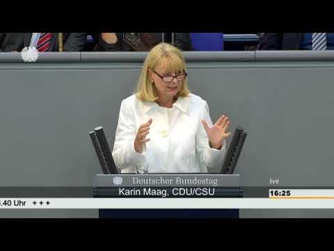 Karin Maag: Gesundheitsversorgung [Bundestag 11.06.2015]
