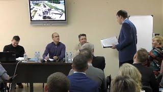 Онлайн: Встреча врио главы Удмуртии с предпринимателями в Глазовском бизнес-инкубаторе