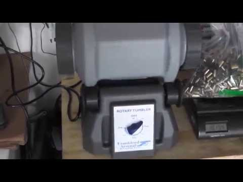 Frankford Arsenal Platinum Rotary Tumbler