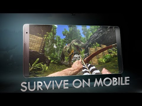 ARK: Survival Evolved coming to mobile devices