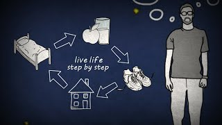 HOW TO STOP WORRYING AND START LIVING BY DALE CARNEGIE - ANIMATED BOOK SUMMARY