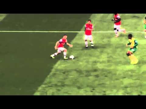 Jack Wilshere amazing goal HD