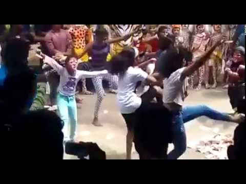 Tulunadu Traditional Dance Pilivesha Tiger Dance