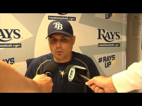 Tampa Bay Rays manager Kevin Cash: 'They just didn't miss with their hits'