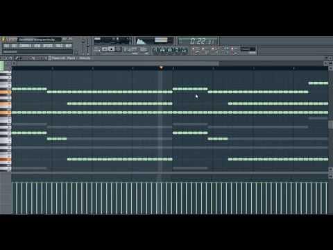 FL Studio - Deadmau5 Faxing Berlin Remake (exact chords !!!!)